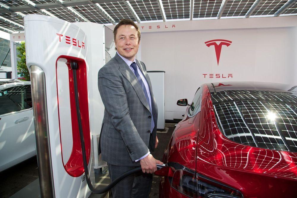 จอร์จ โซรอส ซื้อหุ้น Tesla