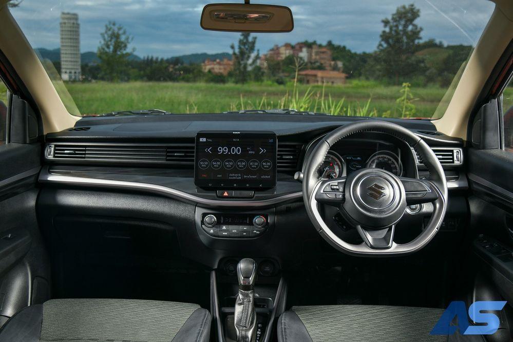 ภายในAll New Suzuki XL7
