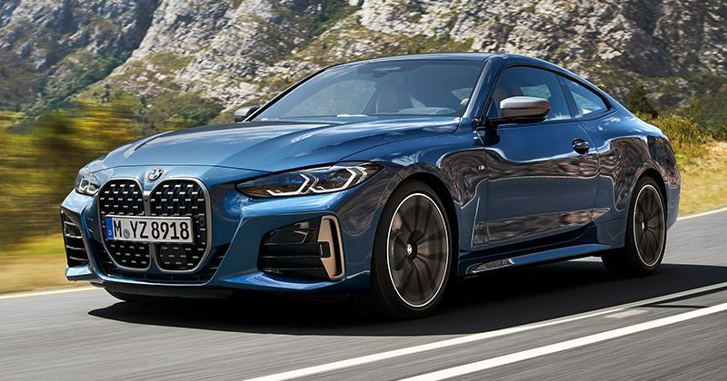 สเปครถ BMW 4 SERIES COUPE 2020
