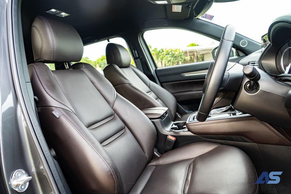 การออกแบบ Mazda CX8
