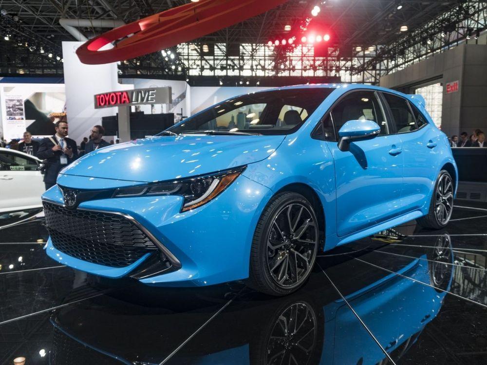 ชมภาพคันจริง All New Toyota Corolla Hatchback ทั้งภายในภายนอกแบบจัดเต็ม