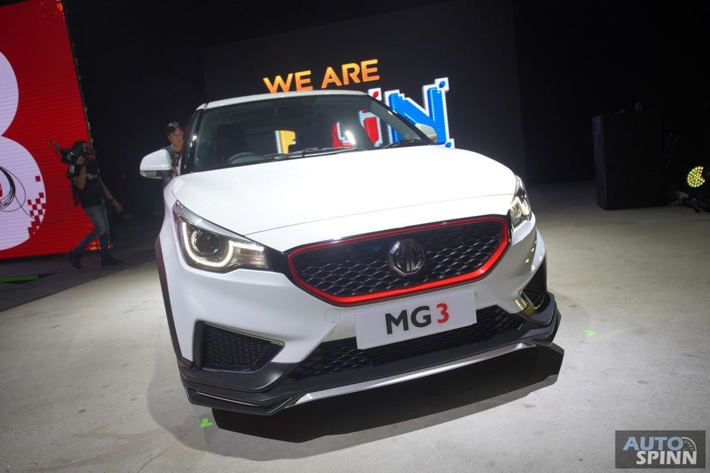 MG3 2018