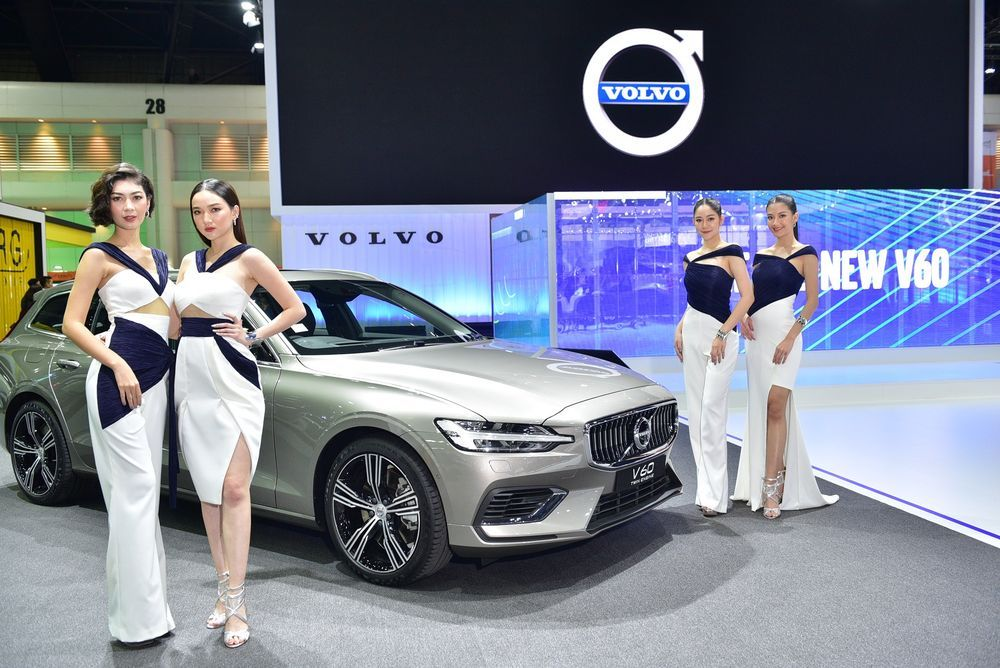 The All-New Volvo V60