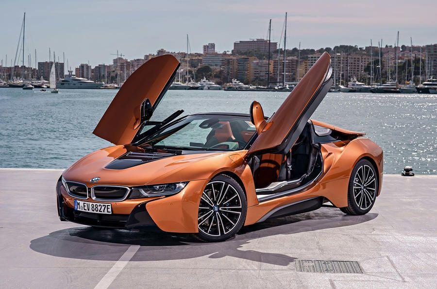 BMW i8 Roaster