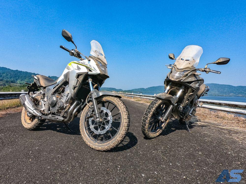 รีวิว Honda CB500X 2019
