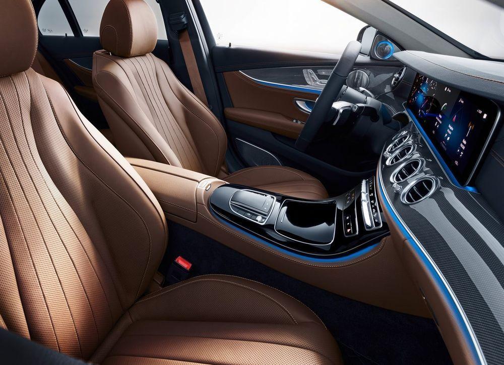 เปิดตัว Benz E Class 2020