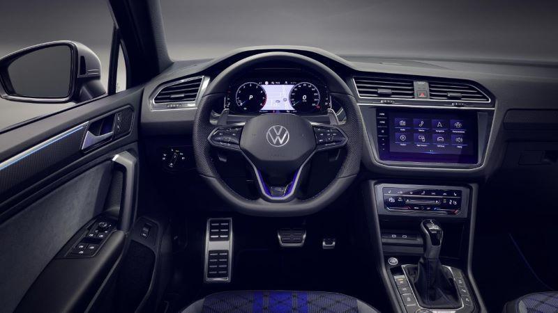 เปิดตัว Volkswagen Tiguan R