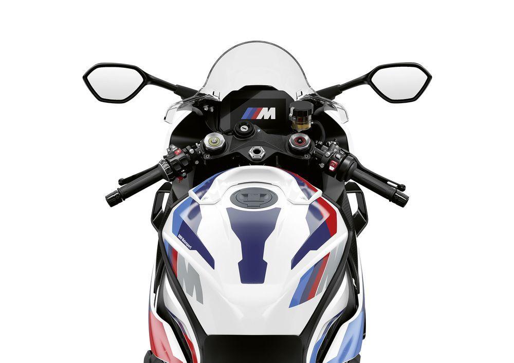 BMW M1000RR Rider View