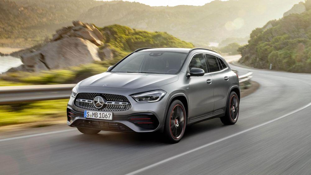 All-new Mercedes-Benz GLA