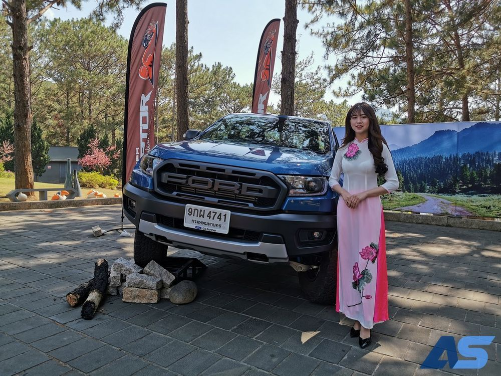 review Ford Ranger Raptor 2020