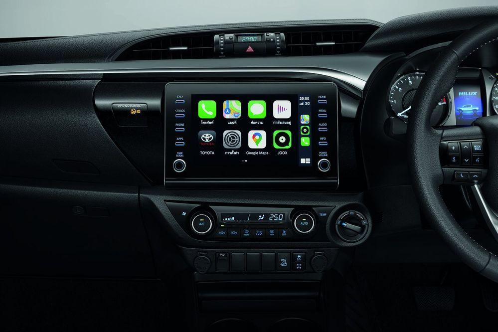 เปิดตัว Toyota Hilux Revo 2020