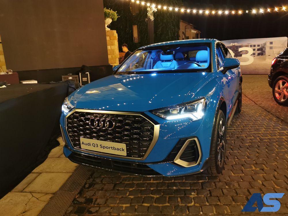 Al New Audi Q3