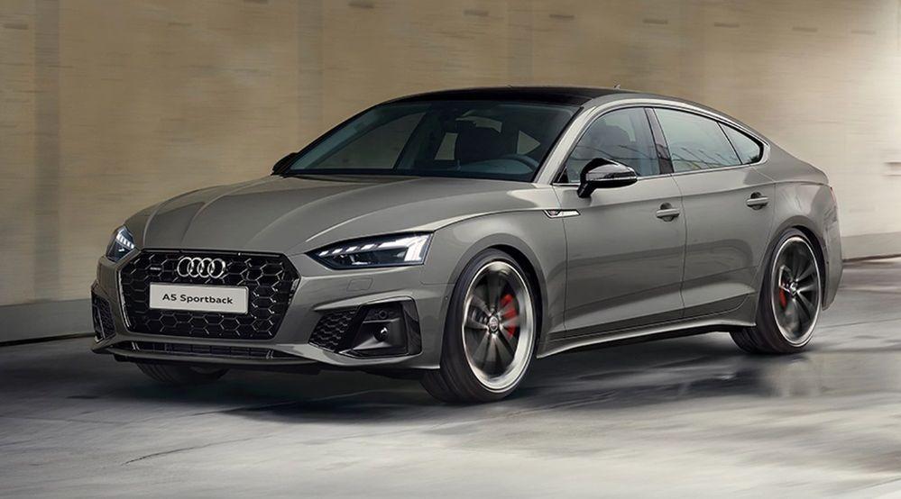 เครื่องยนต์ Audi A5
