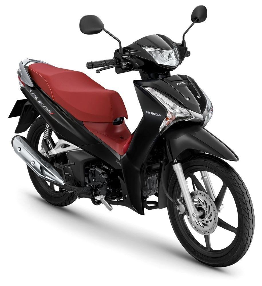 All New Honda Wave 125i