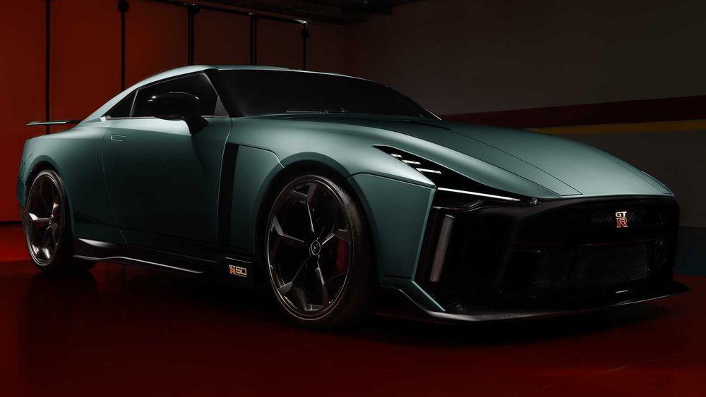 2023 New Nissan GTR
