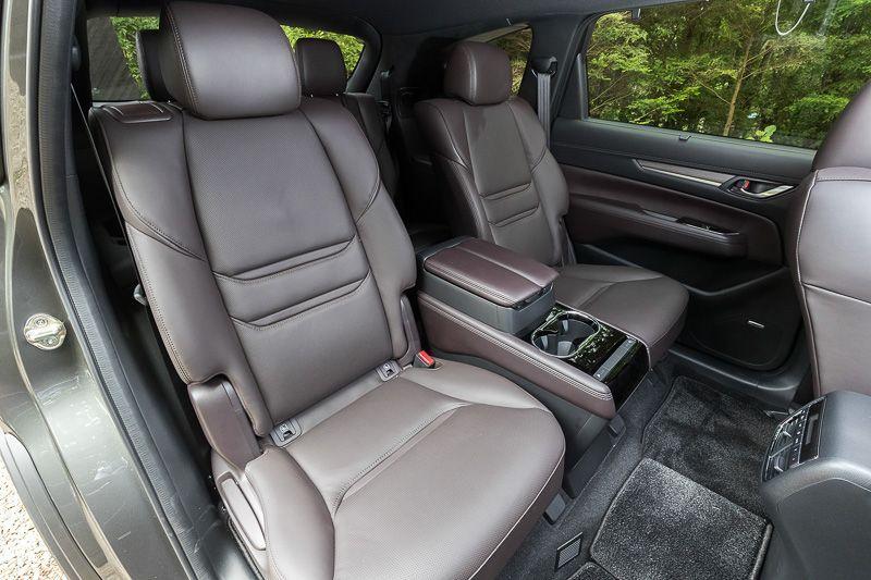 ทดสอบ Mazda CX8