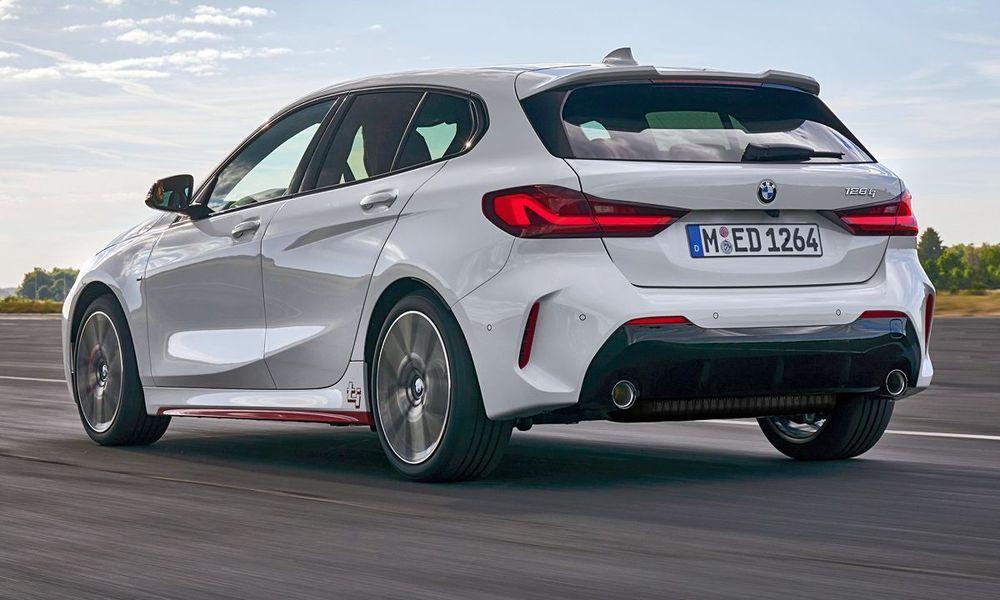 ราคา BMW 128ti