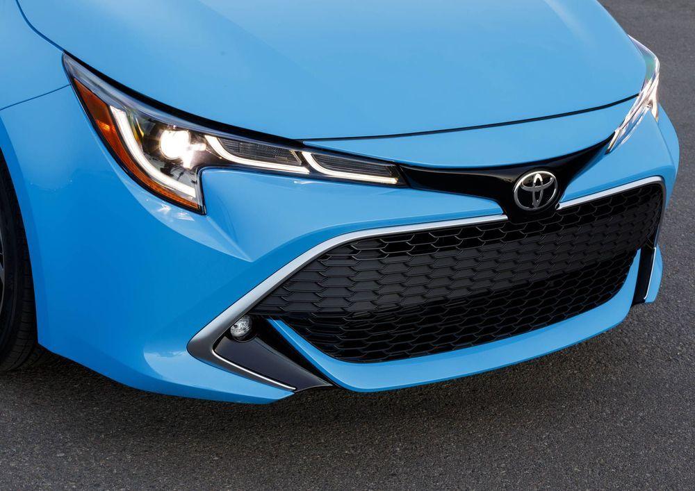 เปิดตัว 2019 Toyota Corolla Hatchback