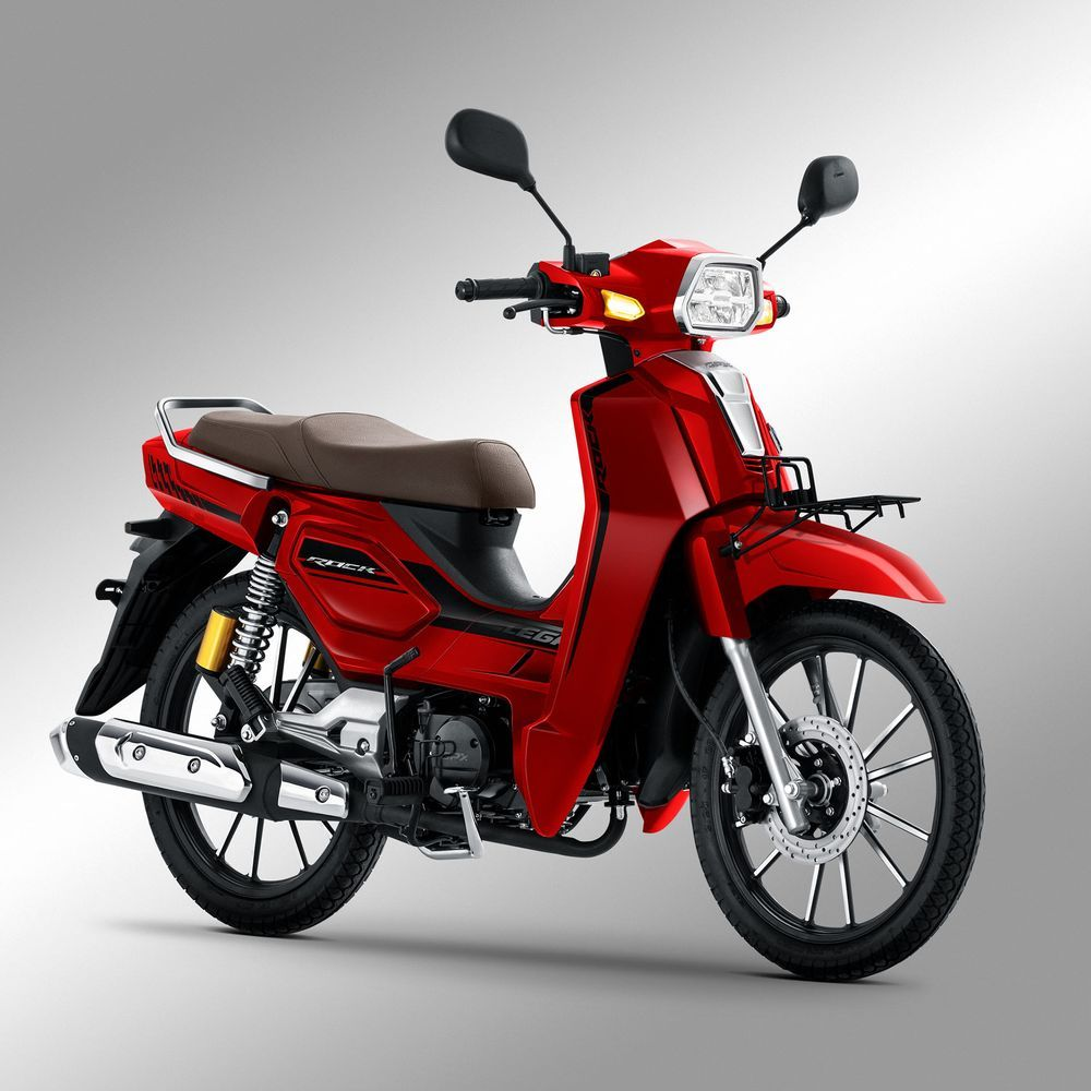 GPX Rock Red