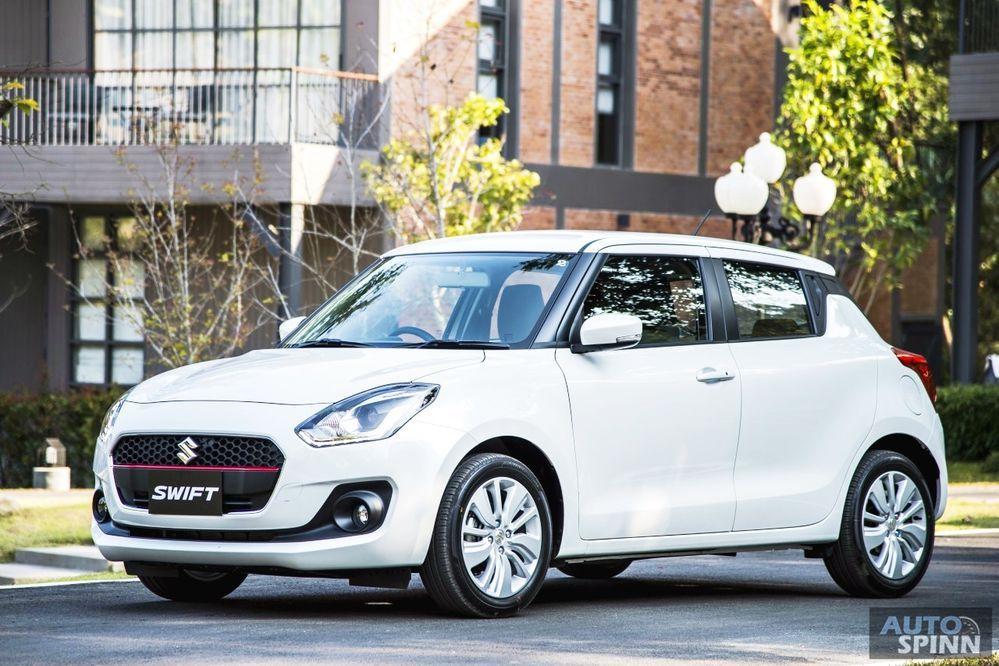 All-New Suzuki Swift