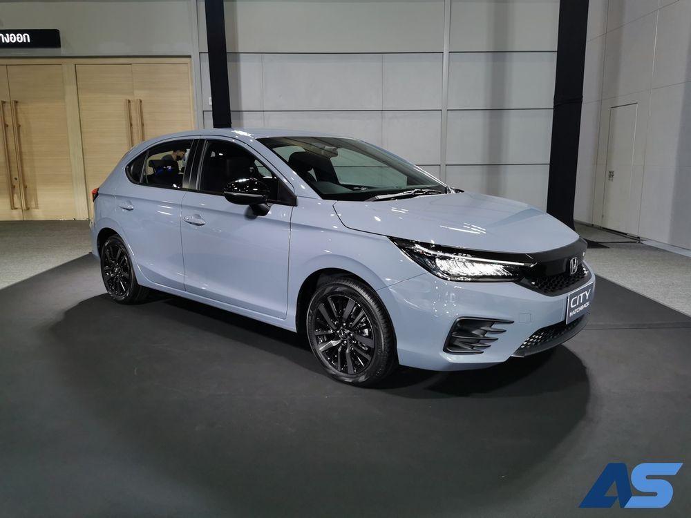 Honda city hatchback 5 ประตู