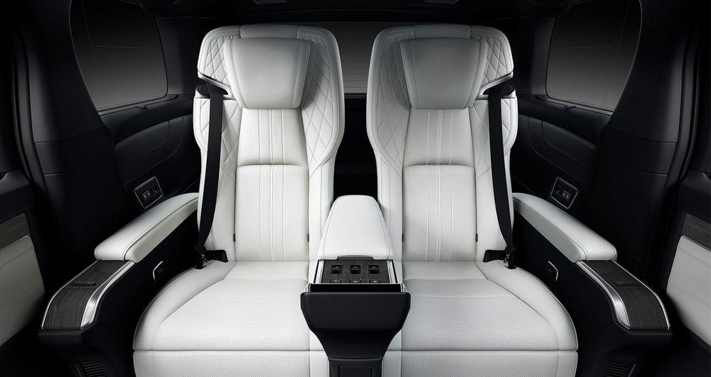 เปิดตัว All NEW Lexus LM 300h