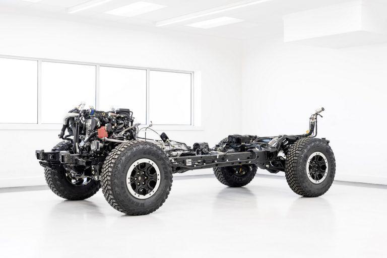 ขุมพลังใน Ford Bronco จะมีให้เลือก 2 รุ่น
