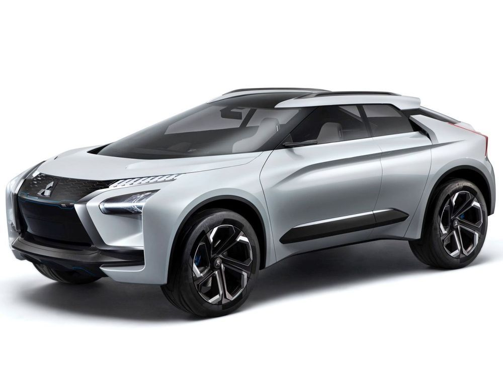 Mitsubishi Lancer Transform Into A Crossover