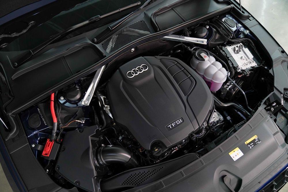 เครื่องยนต์ Audi A4