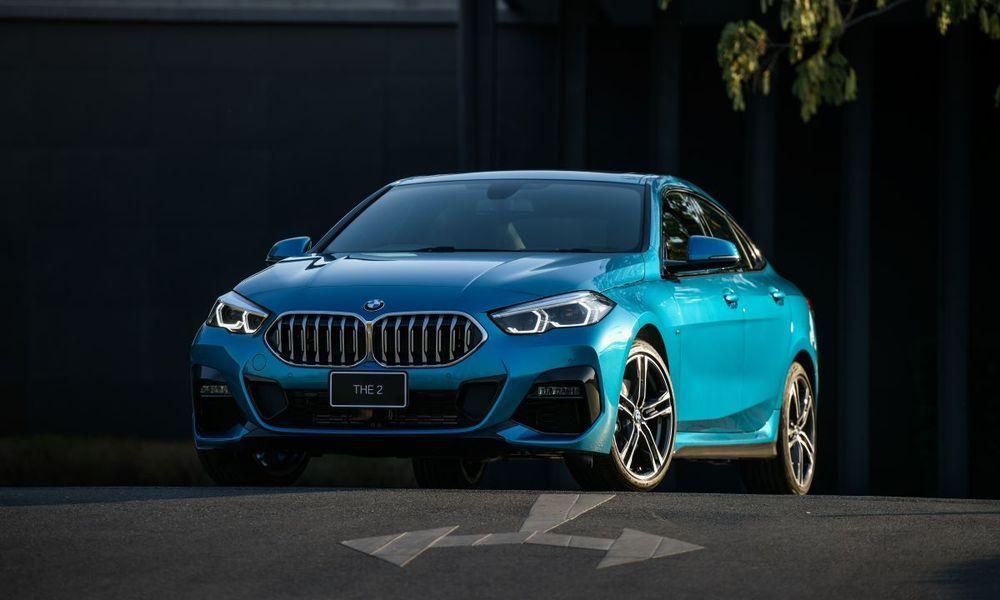 BMW 218i เท่าไหร่