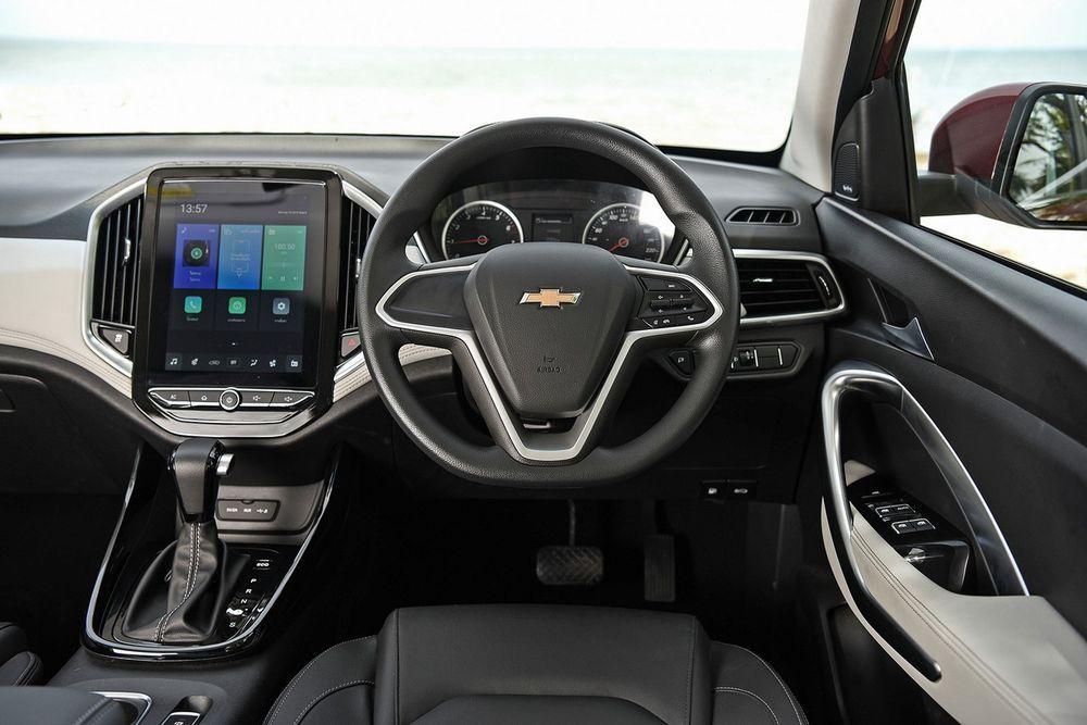 ราคา Chevrolet Captiva 2020
