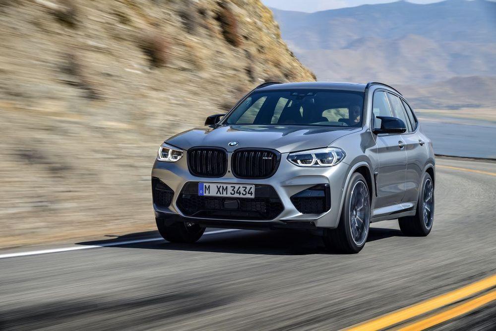 BMW X3 M ใหม่ และ BMW X4 M ใหม่