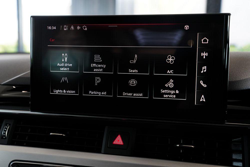 จอ Audi A5