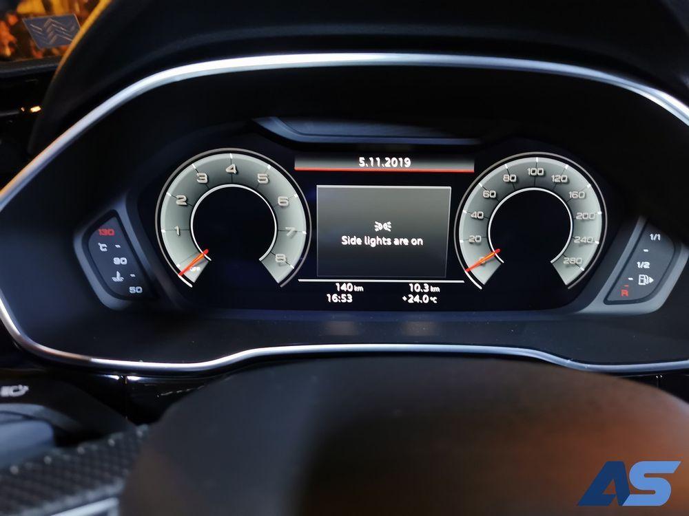 พวงมาลัย All NEW Audi Q3