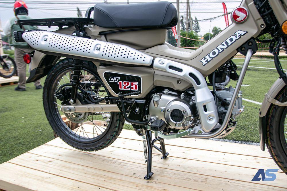Honda CT125 2020 - 2021