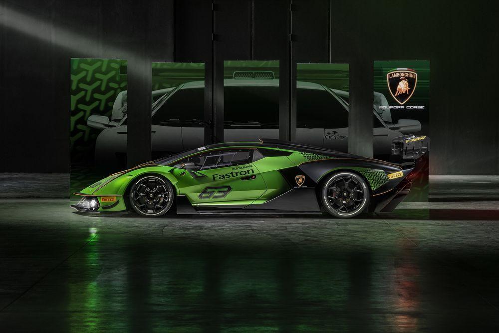 เปิดตัว Lamborghini Essenza SCV12 Limited Edition