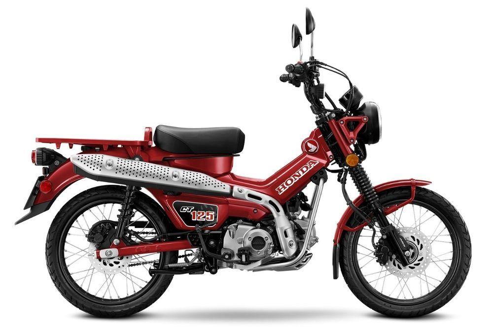 รีวิว Honda CT125