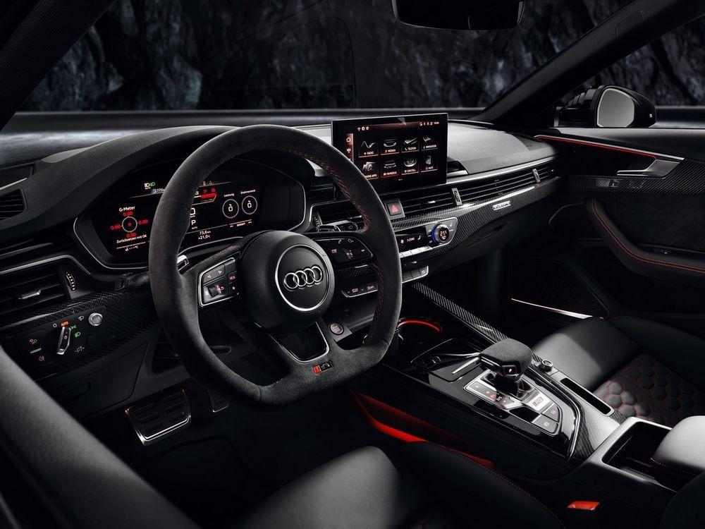 เปิดตัว Audi RS 4 Avant quattro