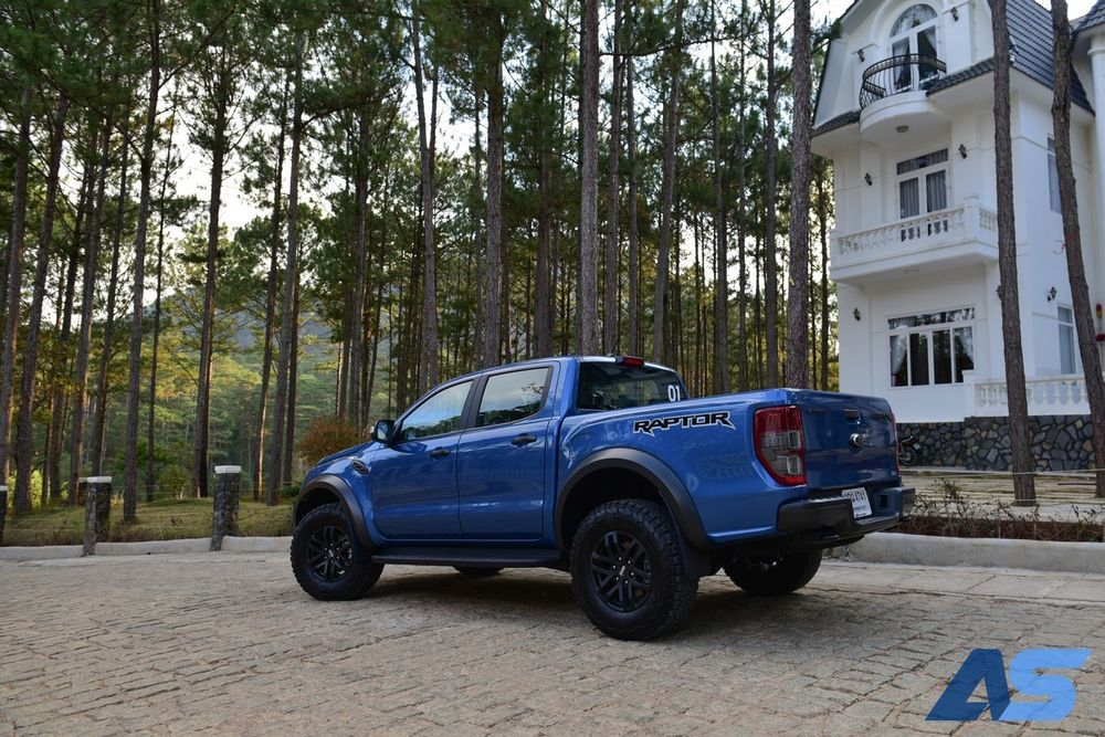 Ford Ranger Raptor 2020 รีวิว