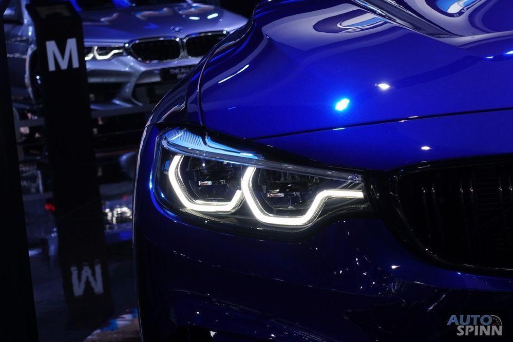 เปิดตัว BMW M4 CS