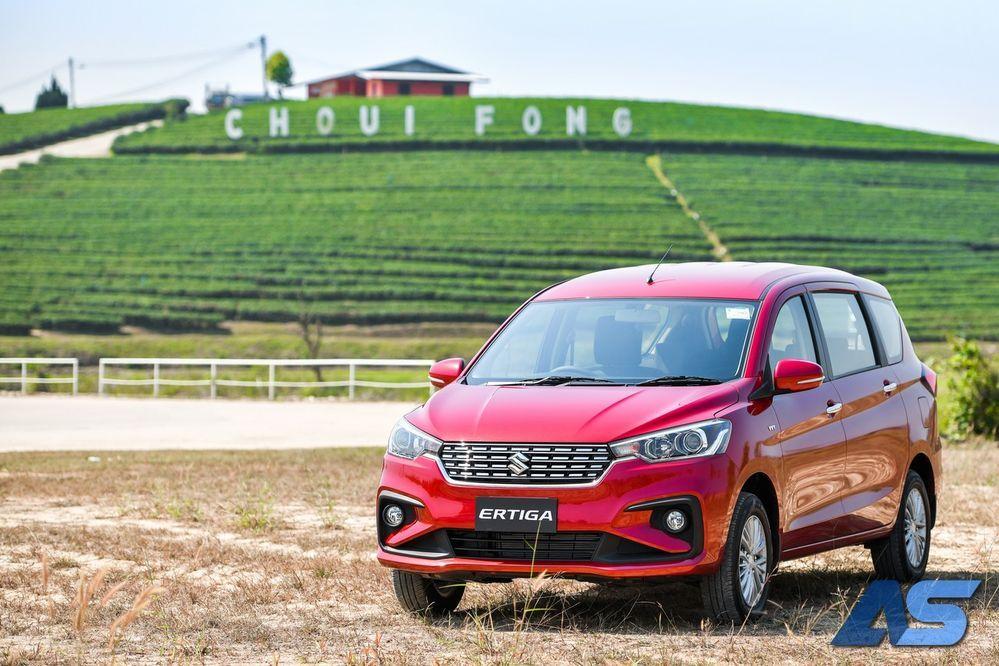 Test Drive Suzuki All New Ertiga 2019 ราคาดี คุณภาพจัดเต็ม