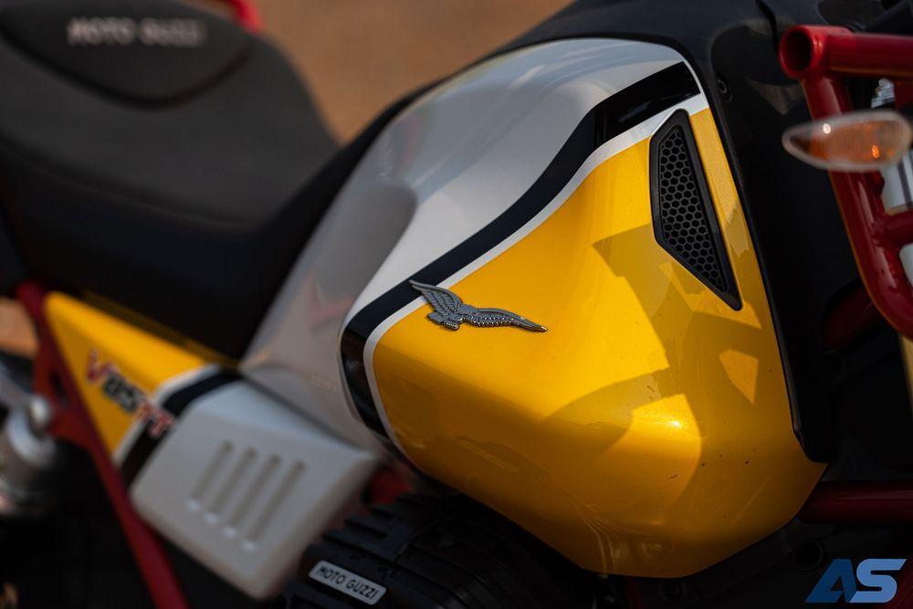 รีวิว MotoGuzzi V85 TT