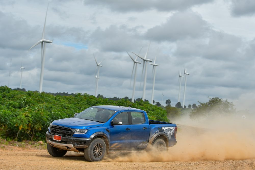 Ford Ranger Raptor 10