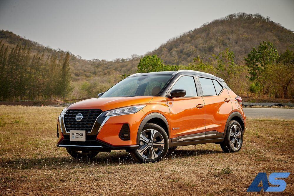 รถยนต์ e-POWERรถยนต์พลังงานไฟฟ้า 100% EV