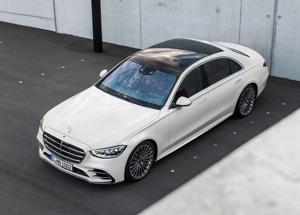 Benz S-Class