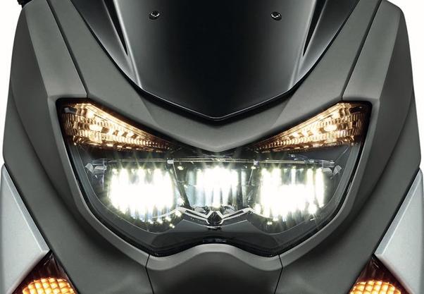 เปิดตัว Yamaha NMAX 155 2019