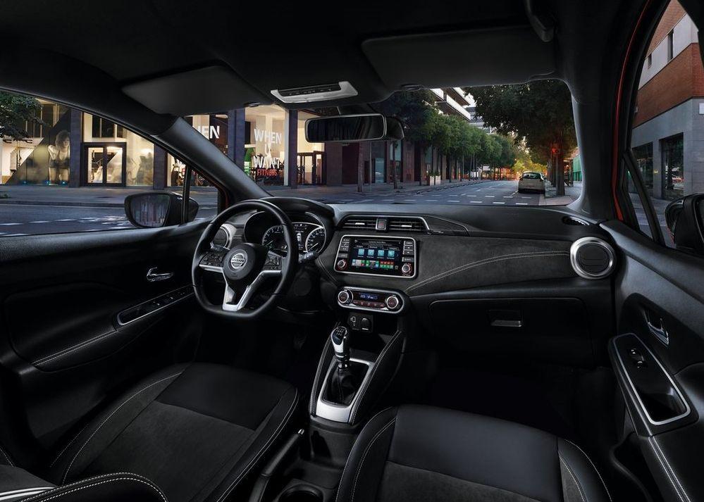 ราคา Nissan March 2021