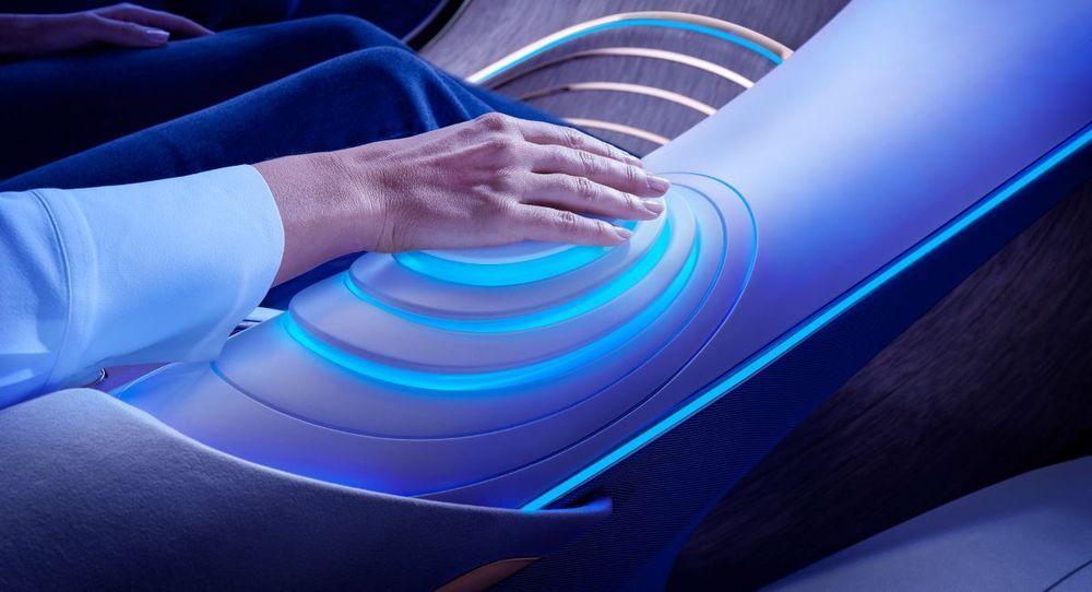 Mercedes Benz Vision AVTR รถที่จะเป็นอวตารของคุณ