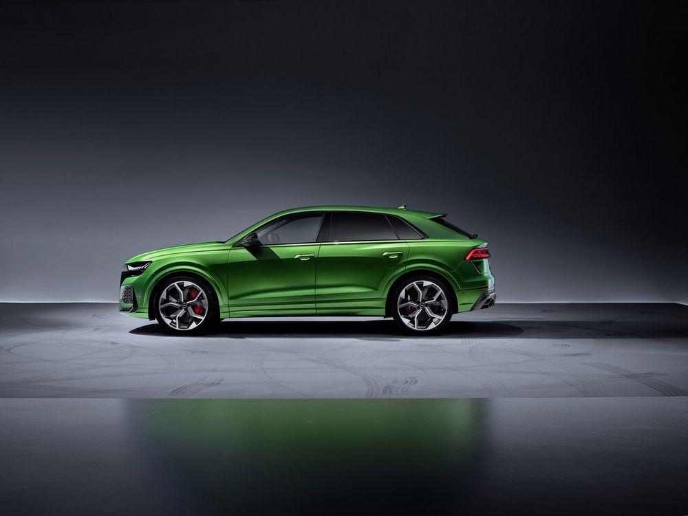 New Audi RS Q8
