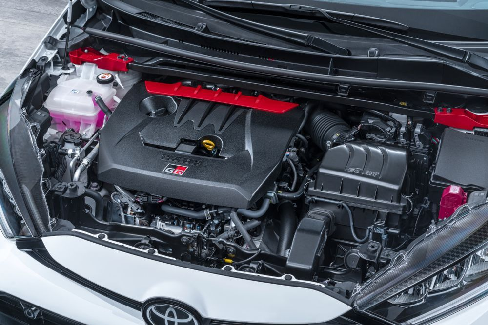 เครื่องยนต์ Toyota GR Yaris